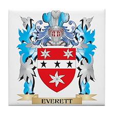 Cute Everett Tile Coaster
