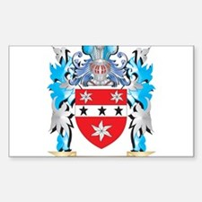 Everitt Coat of Arms - Family Crest Decal