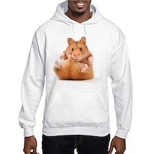 Funny Hamster Hoodie