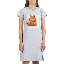 Funny Hamster Women's Nightshirt