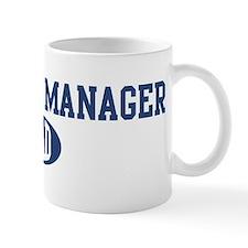 Property Manager dad Coffee Mug
