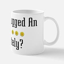 Hugged MBA Mug