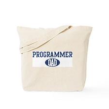 Programmer dad Tote Bag