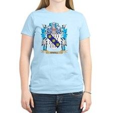 Exell Coat of Arms - Family Cres T-Shirt