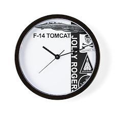 Funny Naval aviation Wall Clock
