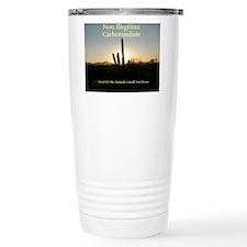 Cute Illegitimi non carborundum Travel Mug