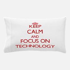 Cute High tech Pillow Case