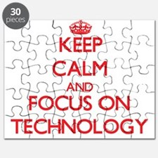 Cute High tech Puzzle