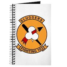 Unique Tomcat fighter jet Journal