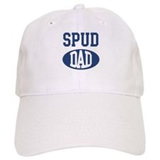 Spud dad Baseball Cap