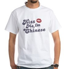 Kiss Me i'm Chinese Shirt