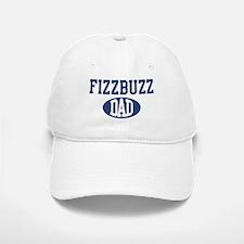 Fizzbuzz dad Baseball Baseball Cap