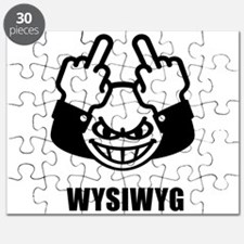 Cute What fuck Puzzle