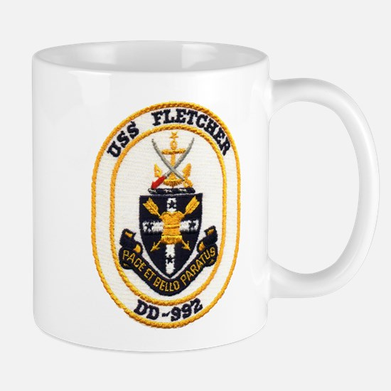 USS FLETCHER Mug