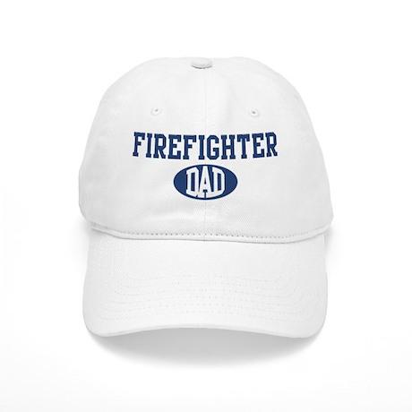 Firefighter dad Cap