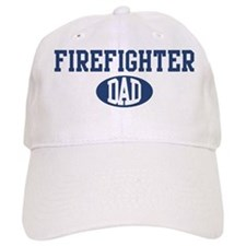 Firefighter dad Hat