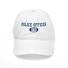 Police Officer dad Baseball Cap