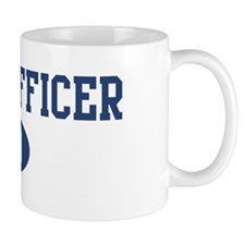 Police Officer dad Mug