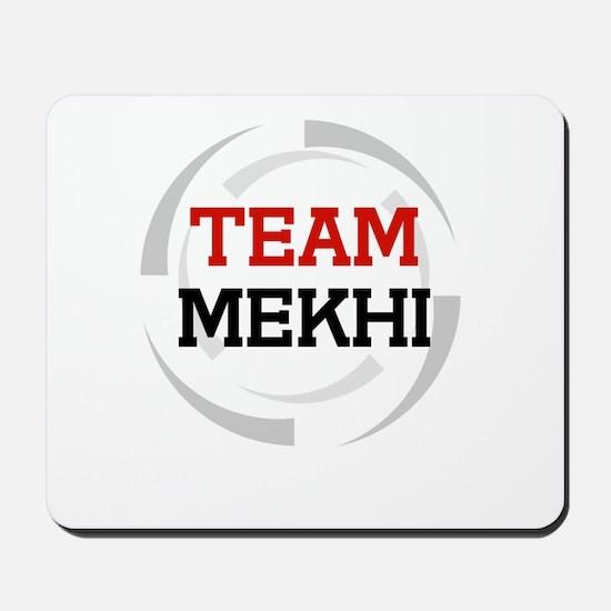 Mekhi Mousepad