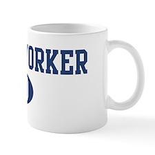 Social Worker dad Mug
