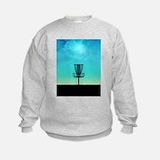 Disc Golf Basket Sweatshirt