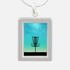 Disc Golf Basket Necklaces