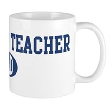 Planning Teacher dad Mug