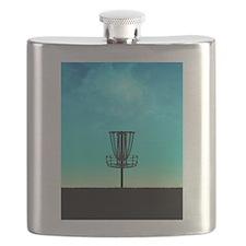 Disc Golf Basket Flask