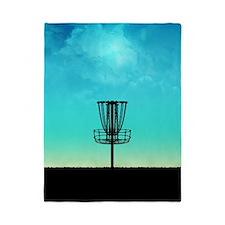 Disc Golf Basket Twin Duvet