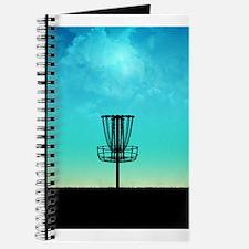 Disc Golf Basket Journal