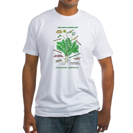 Dandelion Fitted T-Shirt