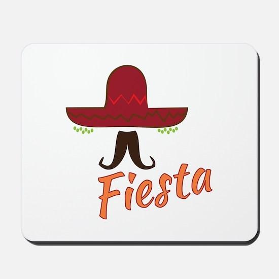 Fiesta Sombrero Mousepad