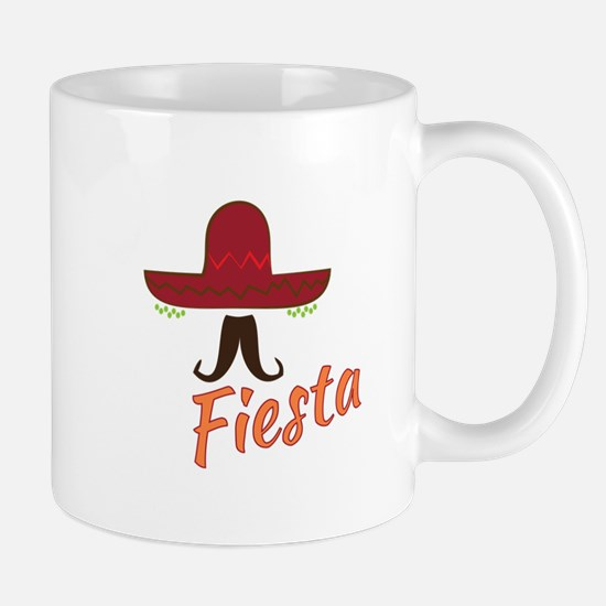 Fiesta Sombrero Mugs