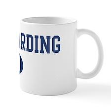 Snowboarding dad Small Mug