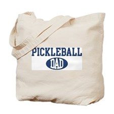 Pickleball dad Tote Bag