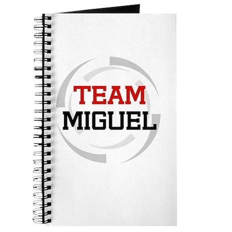 Miguel Journal