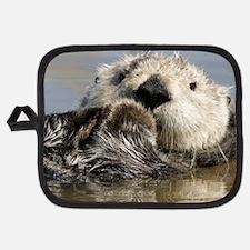 Sea Otter Potholder
