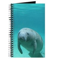 Seacow or Manatee Swimming Undereater in C Journal