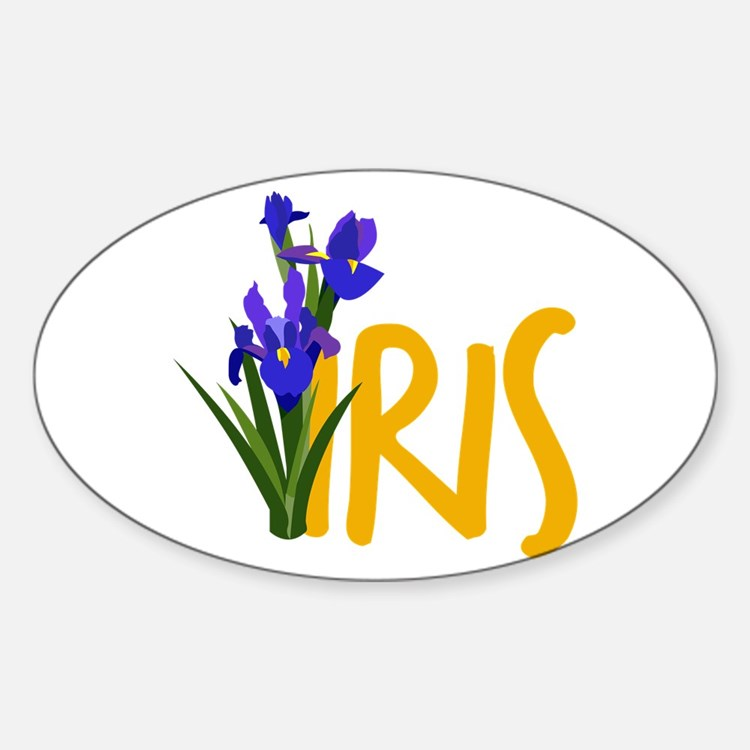 Iris Decal
