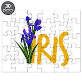 Iris flower Puzzles
