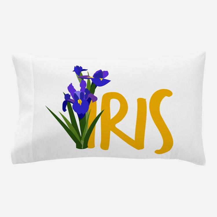 Iris Pillow Case