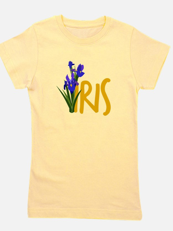 Iris Girl's Tee