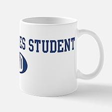 Peace Studies Student dad Mug