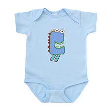 Miggy Monster Infant Bodysuit