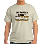 YKYASA - Garage Light T-Shirt