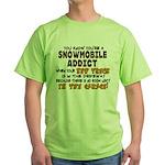 YKYASA - Garage Green T-Shirt