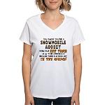 YKYASA - Garage Women's V-Neck T-Shirt