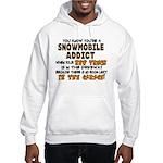 YKYASA - Garage Hooded Sweatshirt