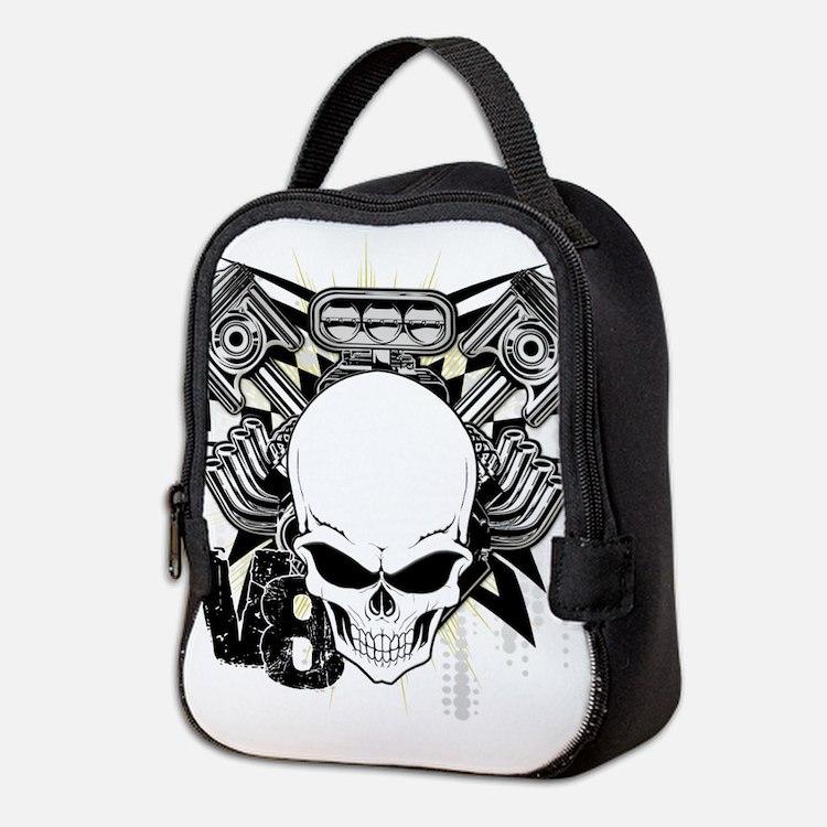 V8 Neoprene Lunch Bag