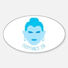 Everythings Zen Decal